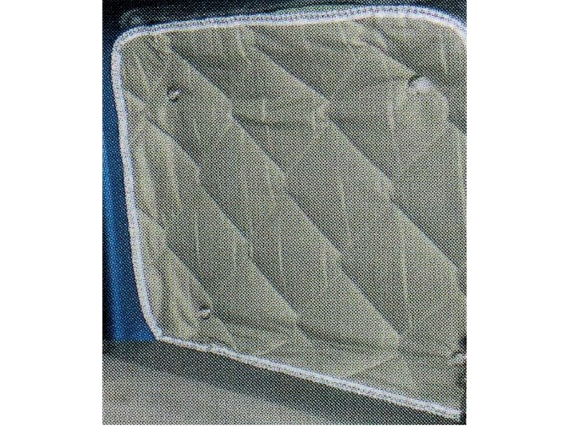 thermomatten wohnraum f r vw t5 transporter kurzer radstand. Black Bedroom Furniture Sets. Home Design Ideas